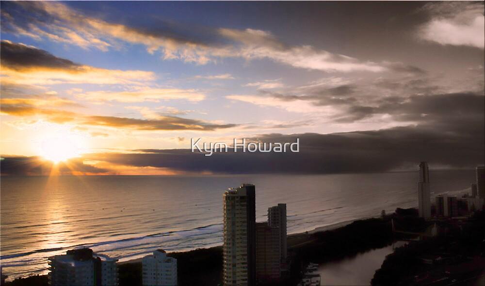 Coastal Dawn by Kym Howard