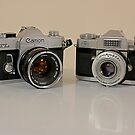 Classic Cameras by Keith G. Hawley