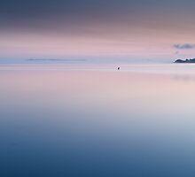 Misty horizon by Steen Nielsen