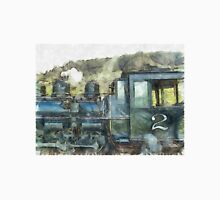 Steam Engine Railway Train T-Shirt