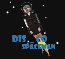 Dis_co Spaceman by Tania Rose