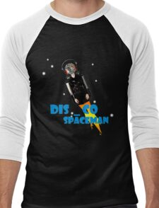 Dis_co Spaceman Men's Baseball ¾ T-Shirt