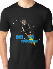 Dis_co Spaceman Unisex T-Shirt