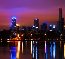 from albert park lake by bradnath