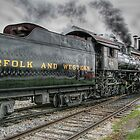 Strasburg Railway - Along the Line by Marilyn Cornwell
