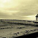 Saltburn Pier #2 by Trevor Kersley