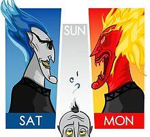 Monday Rage by sovlful