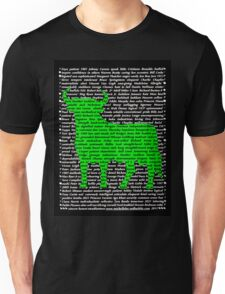 """""""The Year Of The Ox / Oxen / Buffalo / Cow"""" Clothing Unisex T-Shirt"""