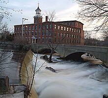 Faulkner Mills - Billerica,MA by SPPhotography