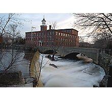 Faulkner Mills - Billerica,MA Photographic Print
