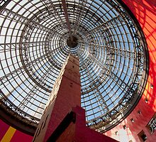 Melbourne Central - Melbourne by Hans Kawitzki