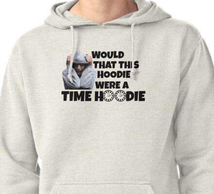 Time Hoodie Pullover Hoodie