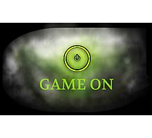 Game On! Photographic Print