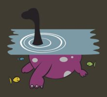 Loch Ness Monster by BenClark
