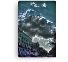 Cloud Australia Canvas Print