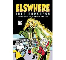 Into Dorkness Cover From Elsewhere Photographic Print