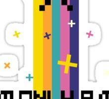 IAMONLYAMAN Sticker