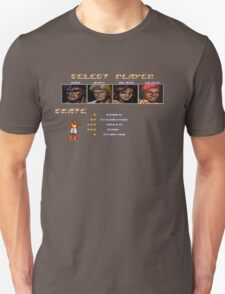 Streets of Rage 2 – Select Skate T-Shirt