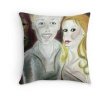 Lovers, Friends, Companions... Throw Pillow