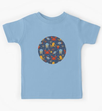 Under the sea Kids Tee