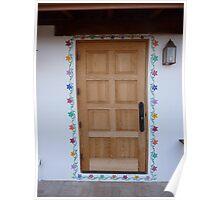 Doors of Tucson 5 Poster