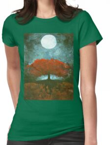 For Ever Womens Fitted T-Shirt