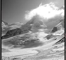 Jungfrau scene swiss alps by grorr76