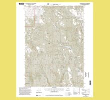 USGS Topo Map Oregon Telephone Butte 281762 1999 24000 One Piece - Short Sleeve