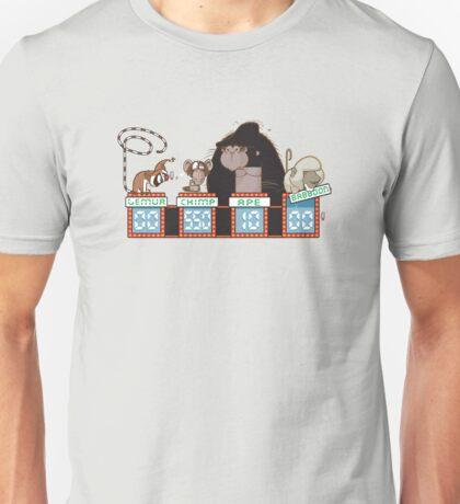 Primate Game Show Unisex T-Shirt