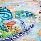 Mushrooming  by Mary Sedici