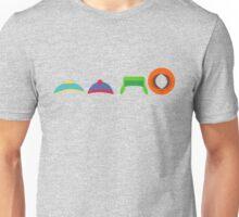 The Hats - South Park Unisex T-Shirt
