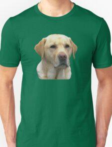 Yellow Lab Faithful Friend T-Shirt