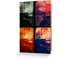 Lost in Numbers_Quadro Greeting Card