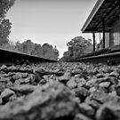 Gingin Railway Station by Mark Hyland