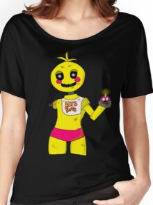 ☆Kawaii Toy Chica☆ Women's Relaxed Fit T-Shirt