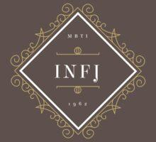 INFJ Ornamental Insignia (dark) One Piece - Short Sleeve