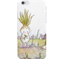 Sprouting iPhone Case/Skin