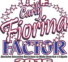 The Carly Fiorina Factor by MontanaJack