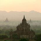 Temples of Bagan by SerenaB