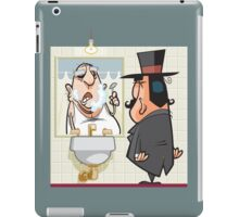 Man/Mirror iPad Case/Skin