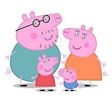 Peppa Pig & Family by Meg8698