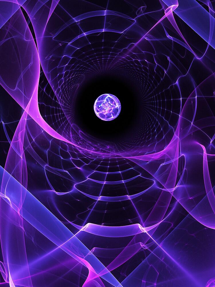 Wormhole by Pam Blackstone