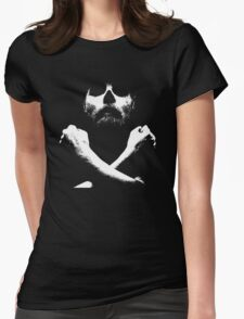 Sails Flag Womens Fitted T-Shirt