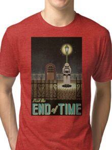 Chrono Trigger End of Time Tri-blend T-Shirt