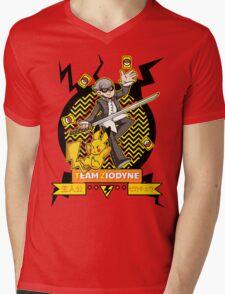Pokemon x Persona - Team Ziodyne Mens V-Neck T-Shirt