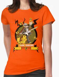 Pokemon x Persona - Team Ziodyne Womens Fitted T-Shirt
