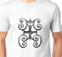 Clasped hands Unisex T-Shirt