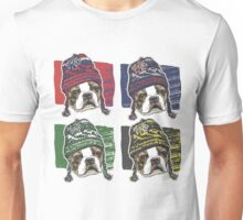 Boston Terrier Boston Sports Beanies Unisex T-Shirt
