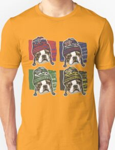 Boston Terrier Boston Sports Beanies T-Shirt