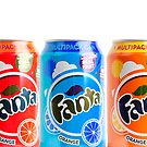 Different Fanta&#x27;s by BenDevenish